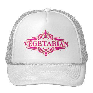 Fancy in Pink - Vegetarin Hats