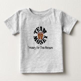 Fancy Little Feet Baby T-Shirt