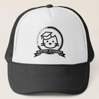 Fancy Logo Trucker Hat