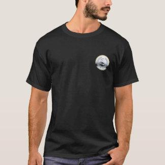 Fancy Metallic Spartan Logo #2  (Small) T-Shirt