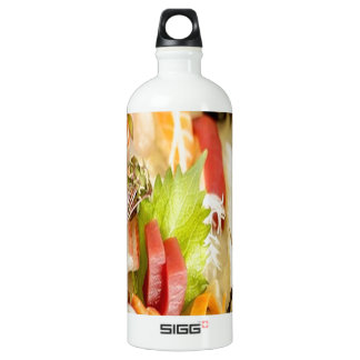Fancy Mixed Fish Gourmet Sushi Plate SIGG Traveller 1.0L Water Bottle