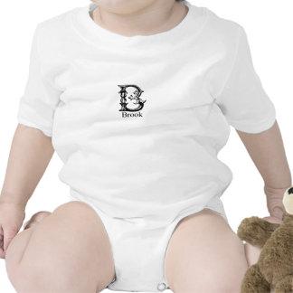Fancy Monogram: Brook Bodysuit