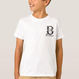 Fancy Monogram: Brooklyn T-Shirt