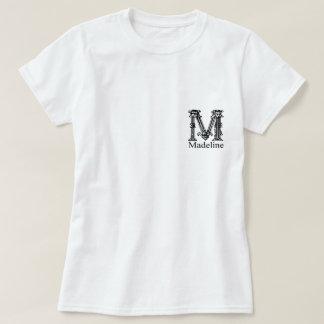Fancy Monogram: Madeline T-Shirt
