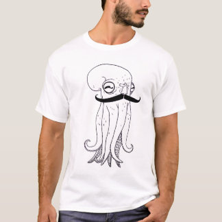 Fancy Octopus Tee