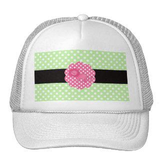 Fancy pink lion hat
