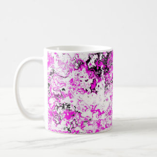 Fancy Pink Punk Mug