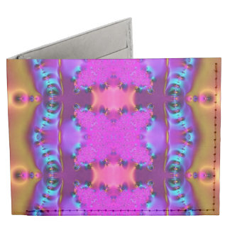 Fancy pink yellow abstract