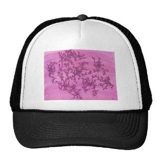 Fancy Pinks Mesh Hat