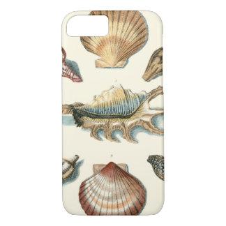 Fancy Shell Beach iPhone 8/7 Case