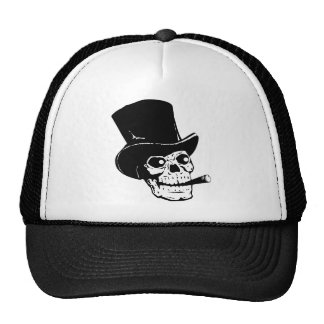 Fancy Skull Cap