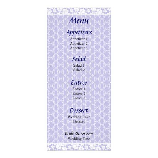 Displaying (18) Gallery Images For Fancy Dinner Menu Template...