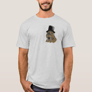 Fancy Walrus T-Shirt