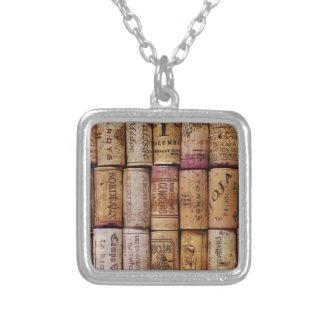 Fancy Wine Corks Custom Jewelry
