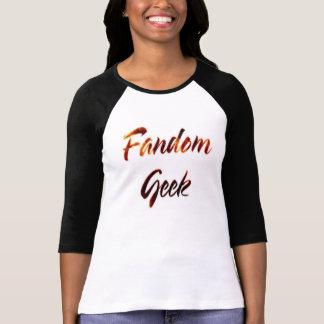 Fandom Geek Fire Shirts
