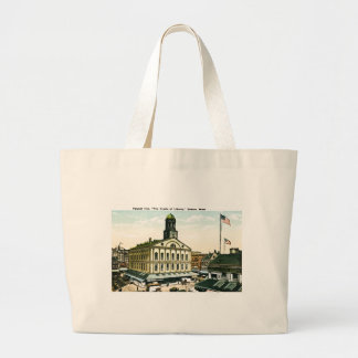 Faneuil Hall, Boston, Massachusetts Tote Bag