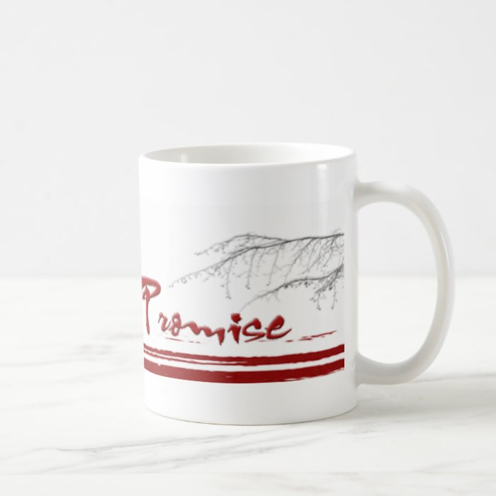 Fanfic Blood Promise Coffee Mug