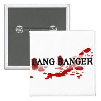 Fang Banger Buttons
