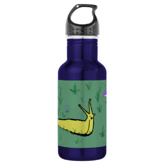 Fanged slug water bottle 532 ml water bottle