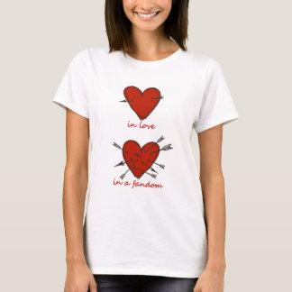 Fangirl Woes T-Shirt