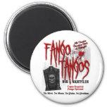 Fango Tangos Vampire Nightclub 6 Cm Round Magnet