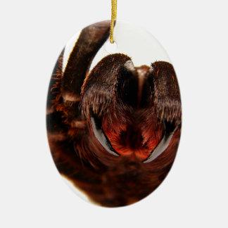 Fangs - Tarantula Art Image 2 Christmas Ornament