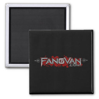 FangVan com Official Fridge Magnet