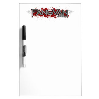 FangVan com Official Product Dry-Erase Whiteboard