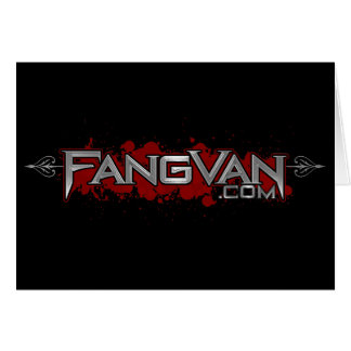 FangVan com Official Product Greeting Cards