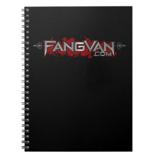 FangVan com Official Product Spiral Note Book