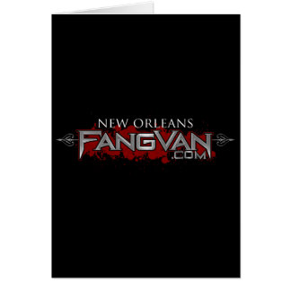 FangVan New Orleans Official Cards