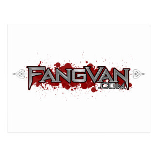 FangVan Official Postcard
