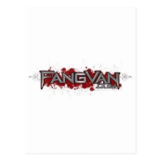 FangVan Official Postcards