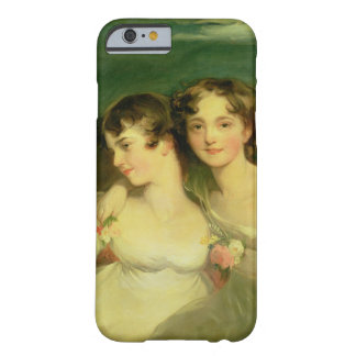 Fanny and Jane Hamond Barely There iPhone 6 Case