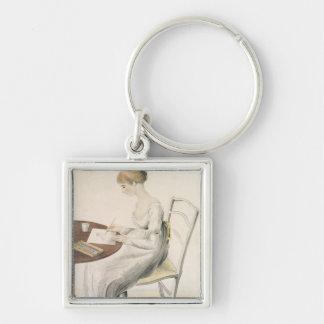 Fanny Austen-Knight Key Ring