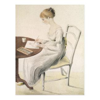 Fanny Austen-Knight Postcard