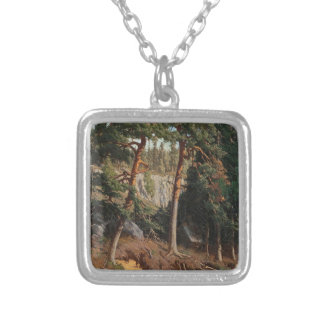 Fanny Churberg In The Forest Pendant