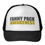 fanny pack awareness hat