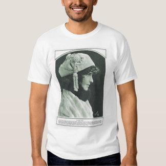Fanny Ward 1918 Tee Shirts