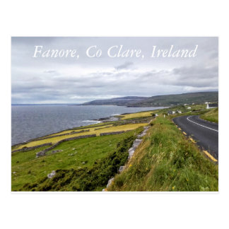 Fanore, Co Clare, Ireland Postcard