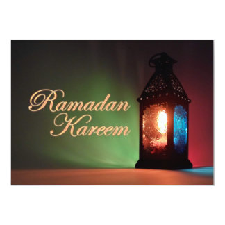 Fanous Ramadan Card