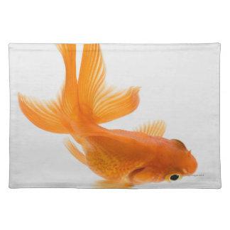 Fantail goldfish (Carassius auratus) 2 Placemat