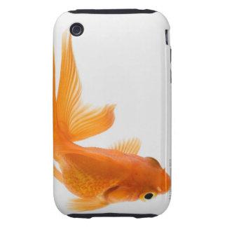 Fantail goldfish (Carassius auratus) 2 Tough iPhone 3 Cases