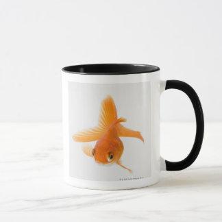 Fantail goldfish (Carassius auratus) Mug