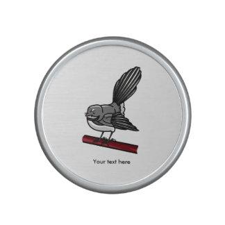 Fantail New Zealand And  Australasian Bird Speaker