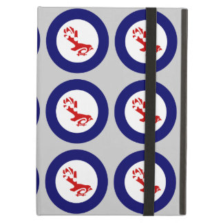 Fantail Roundel iPad Air Cases
