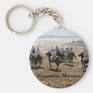 Fantasia, Essaouira, Morocco Key Ring
