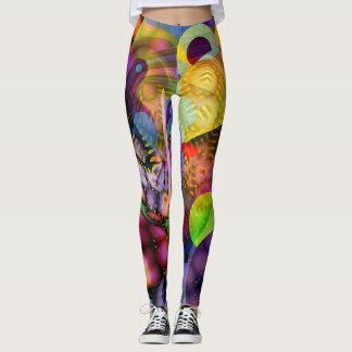 Fantastic Abstract Leggings