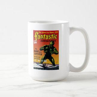Fantastic Adventures - Giant From Jupiter Mug