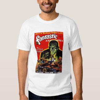 "Fantastic Adventures - ""The Little People"" TeeShir Tshirt"